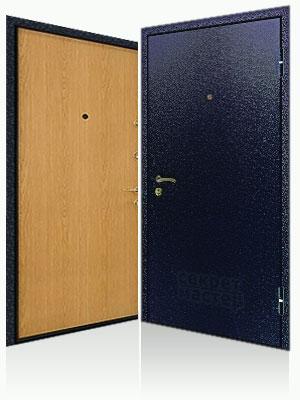 металлические двери доставка устано